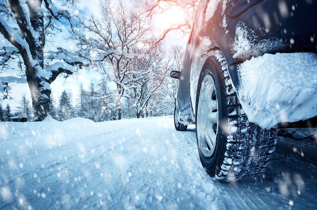 pneumatici da neve e inverno